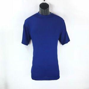 Men's Dressy Midnight Blue T-Shirt By LOG-IN UOMO